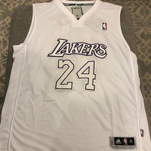 Kobe #24 Adidas Swingman Jersey